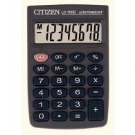 Citizen LC-110II čierna 8 miest.kalkulačka vrecková 103073