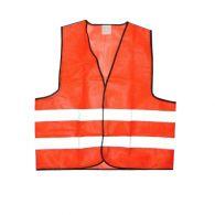 13856 reflexná vesta oranžová