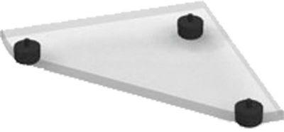 R 400 A 30 nastavovací klzák 27mm k rohom bal. 3ks  4,7x(2,5-4,7) cm