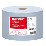 48125 priemyselné utierky Katrin pr. 34cm 3 vrstvové/ bal.2 kotúče /cena za 1 ks/