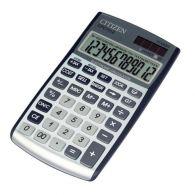 Citizen CPC1012 strieborná 12 miest.kalkulačka vrecková 103041
