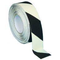 10544 svietilkujúca protišmyková páska na schody 3m x5cm