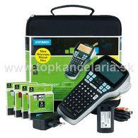 LM420 P S0915480 štítkovač v kufríku/ ABC klávesnica, pripojiteľný k PC